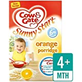 Vache Et Porte L'Orange Porridge 125G - Paquet de 2