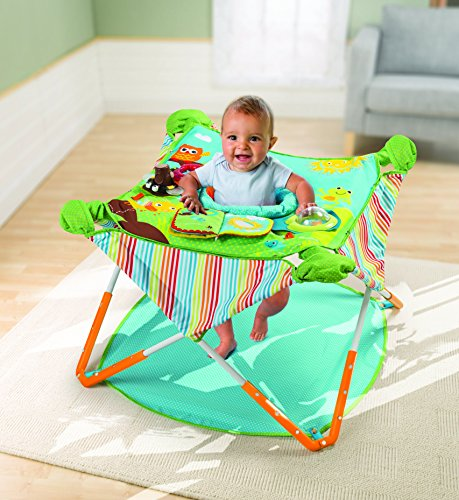 Summer Infant 13416 Pop n' Jump Kindersitz, mehrfarbig - 4
