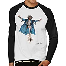 George DuBose Official Photography - Bootsy Collins Guitar Men's Baseball Long Sleeved T-Shirt