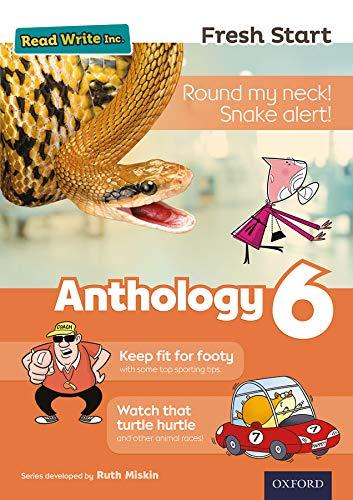 Read Write Inc. Fresh Start: Anthology 6
