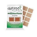 Gatapex Akupunkturpflaster Form: Gitter, 160 Stueck gemischt