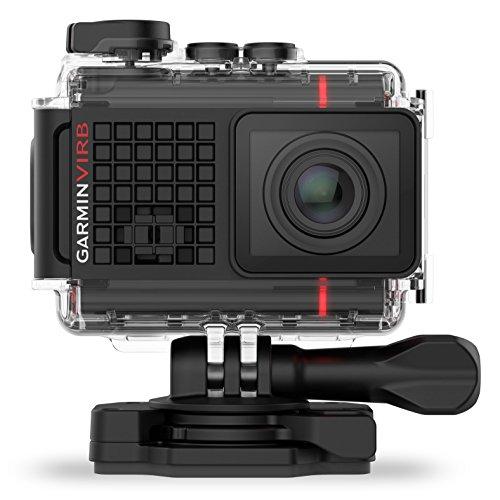 garmin bc20 Garmin VIRB Ultra 30 Actionkamera - 4K-HD-Aufnahmen, G-Metrix, Touchscreen, Sprachsteuerung