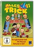 Alles Trick 11 - (3 Trickfilme inkl. DEFA-Synchro: Ein ungewöhnliches Spiel - Alte Bekannte - Revanche im Spiel)