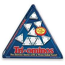 Pressman Toy International - Juego Tri-ominos (importado de Reino Unido)