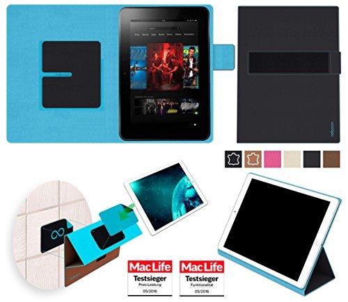 reboon Amazon Kindle Fire HD 8.9 Hülle Tasche Cover Case Bumper | in Schwarz | Testsieger