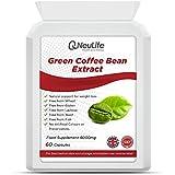 Grano de Café Verde 6000mg - 60 Cápsulas - Neulife Salud y Fitness