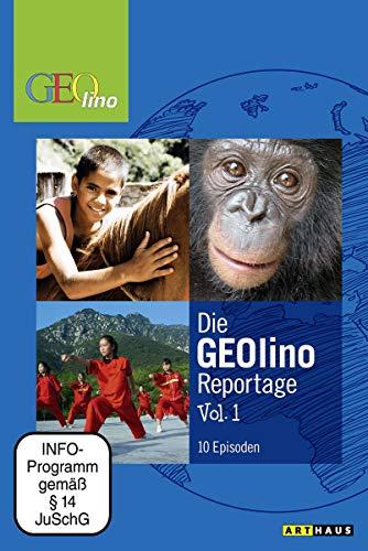 Die Geolino Reportage, Vol. 1, 10 Episoden