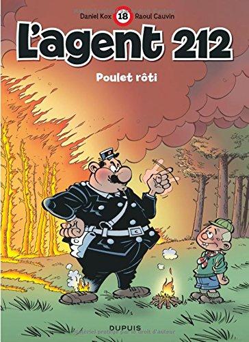 L'agent 212, tome 18 : Poulet rôti