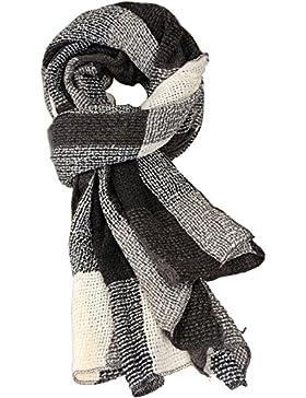bufanda de mujer cachemira de la bufanda Chales de lana otoño e invierno bufanda larga