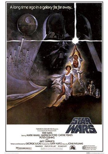 Empire 210890 Star Wars - White Lasercross - Film Movie Poster Druck - 61 x 91.5 cm - Coole Film Poster