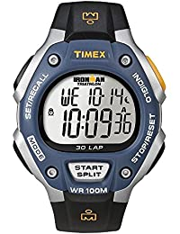 Timex Watches Herren-Armbanduhr XL Digital Quarz Plastik T5E931SU
