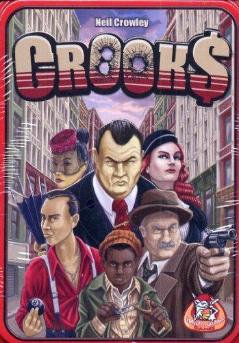 White Gobline Games 1201 - Crooks