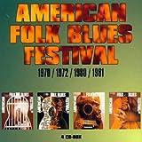 American Folk Blues Festival 1970 / 1972 / 1980 / 1981 [Import allemand]