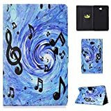 Lspcase Etui Samsung Tab A6 10.1 Pouces, Flip Smart PU Leather Silicone Interne...