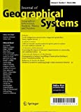 Journal of Geographical Systems  Bild
