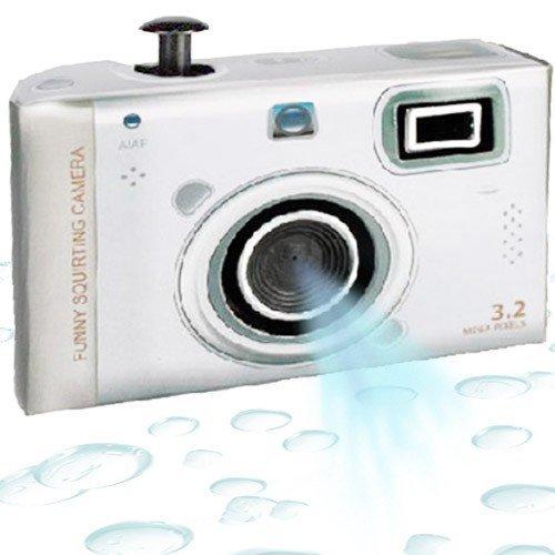 SCHERZO SCHERZI !!! Super Macchina fotografica che spruzza acqua!!