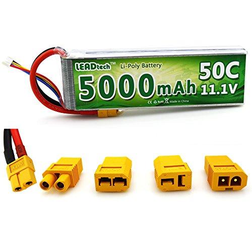 Adapter XT60 Stecker /<=/> EC3 Buchse Losi e-Flite Parkzone Lipo Akku