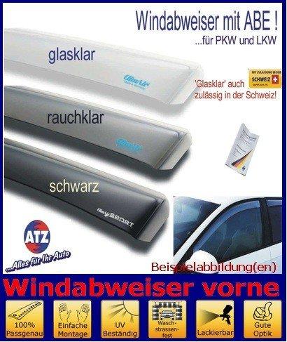 ClimAir CLS0033774D 3774D Windabweiser Profi vorne schwarz