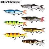 esca affondante savage gear 3d bleak scivolata swimmer - 16.5cm 47073