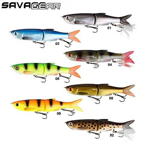 Savage Gear - Leurre De Peche 3D Bleak Glide Swimmer 16 5Cm Modèle: 03