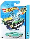 Mattel Bhr15 Modelli Veicoli Hot Wheels Color Shifters, 1 Pezzo, Modelli Assortiti