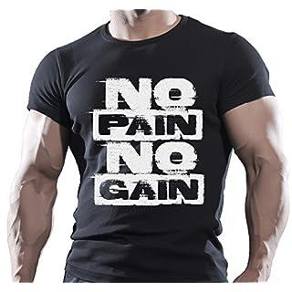 Arubas-uk Herren T-Shirt Gr. S, schwarz