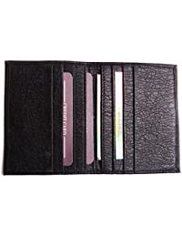 Black Stylish Wallet With Pu Leather Black Belt For Men & Boys