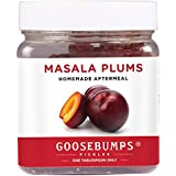 Goosebumps Pickles Homemade Masala Aftermeal, Plums, 250g