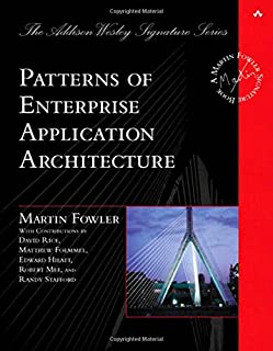Patterns of Enterprise Application Architecture (0321127420) | Amazon Products