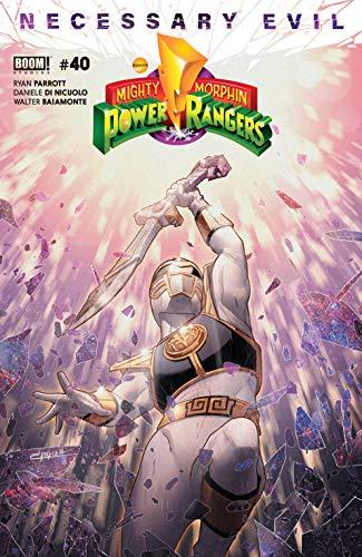 Mighty Morphin Power Rangers #40 (English Edition)