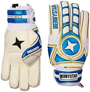 Derbystar Prot. Columba Quattro / 2573070000 Gant gardien de but Bleu 12
