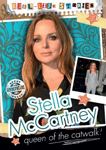 Stella McCartney (Real-life Stories, Band 12)