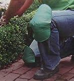 Knieschützer Knieschoner Kniepolster SET 2 tlg. für die Gartenarbeit mit Klett Verschluß, Knie Unterlage Schützer Polster Schoner Kissen Schutz (LHS)