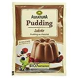 Alnatura Bio Pudding Schoko, 3 Beutel, 138 g