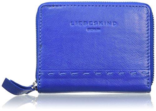 Blaue Damen Geldbörse (Liebeskind Berlin Damen Connyh7 Heasti Geldbörse, Blau (Electric Blue), 2 x 13 x 10 cm)