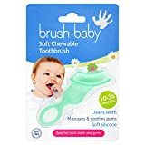 Brush-Baby Baby Toothbrush - Blue