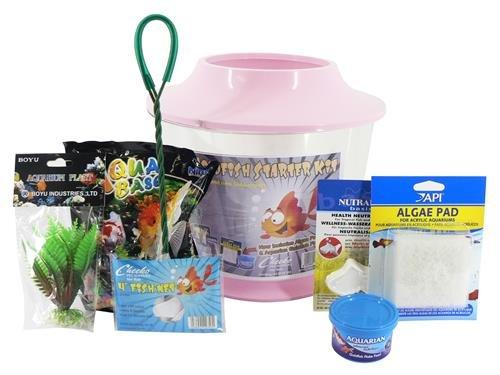 Cheeko Goldfish Starter Kit, Large