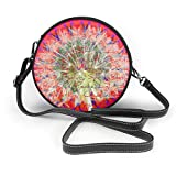 Ameok-Design Pusteblume Wishes For All (große Skala Print) Schultertasche Crossbody Handtasche...