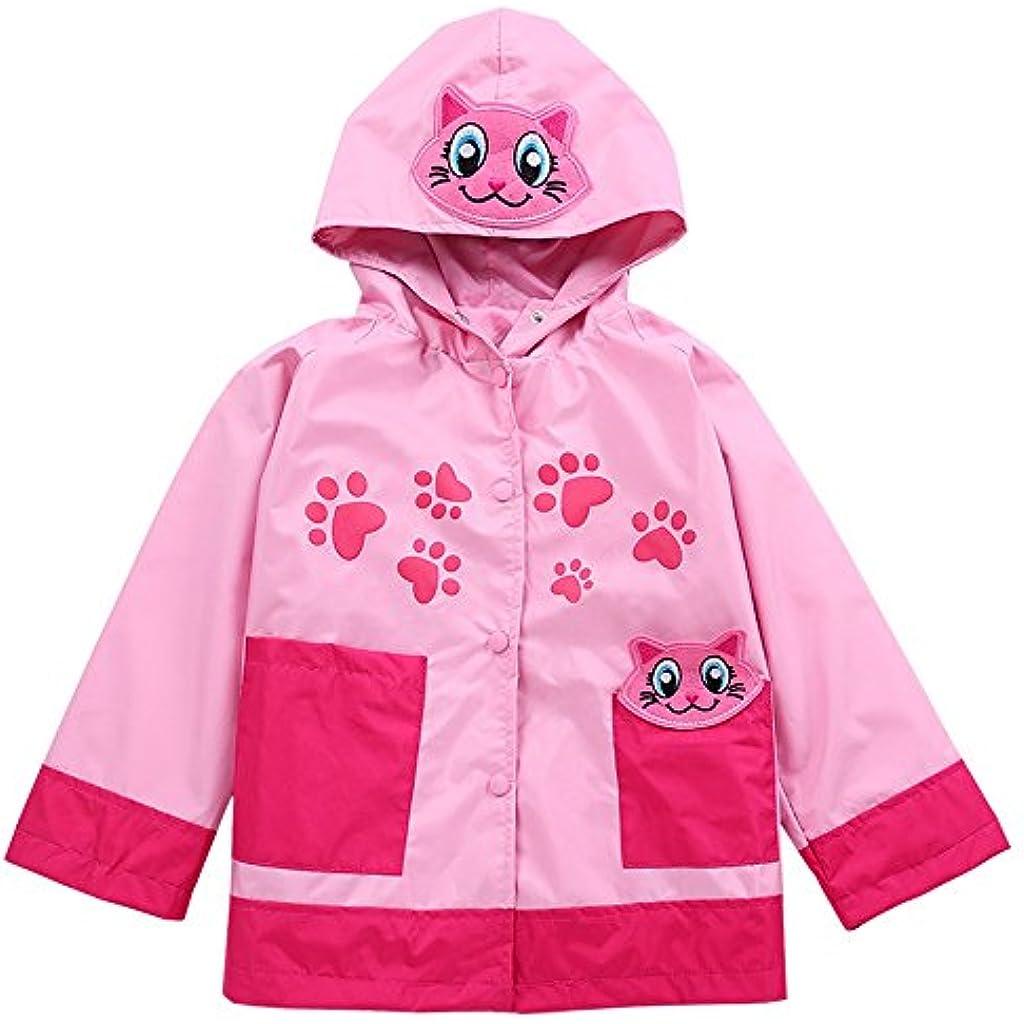 Giacca antipioggia per bambini Cappotto con cappuccio rosa fumetto Cartone  impermeabile Abbigliamento per bambini Impermeabile verde Abbigliamento per  ... 676f754ca6b8