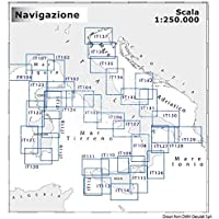 Osculati Carta Navimap IT128-IT129 (Navimap Marine Chart IT128-IT129)