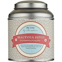 MY TIME - Beautyful Detox Tee Bio 70 g lose | Die Teemischung für eine gesunde zweiwöchige Entschlackungskur