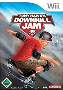 Tony Hawk's Downhill Jam
