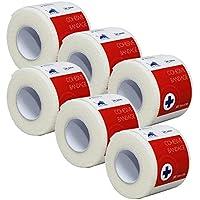 Blue Lion Bandage, selbsthaftend, elastisch, 5 cm, Weiß preisvergleich bei billige-tabletten.eu
