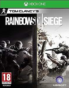 Tom Clancy's Rainbow Six Siege (PEGI) (USK 18 Jahre) XBOX