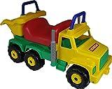Rutschfahrzeug 75cm Premium Riesig Kipper LKW Rutscher Kinderfahrzeug Spielzeug