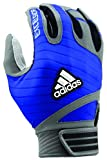 adidas Excelsior Batting Gloves (Pair), Gray/Royal, X-Large - Best Reviews Guide