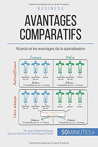 Avantages comparatifs: Ricardo et les avantages de la spécialisation