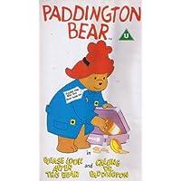 Paddington Bear in Please Look After This Bear & Calling Dr. Paddington [VHS]