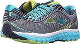 Brooks Ghost 9 Schuhe Damen Laufschuhe Sportschuhe Grau 120225 1B 151, Größenauswahl:44.5