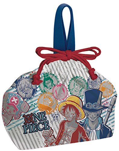 Price comparison product image One Piece Purse 29cm Lunch Bag Made in Japan
